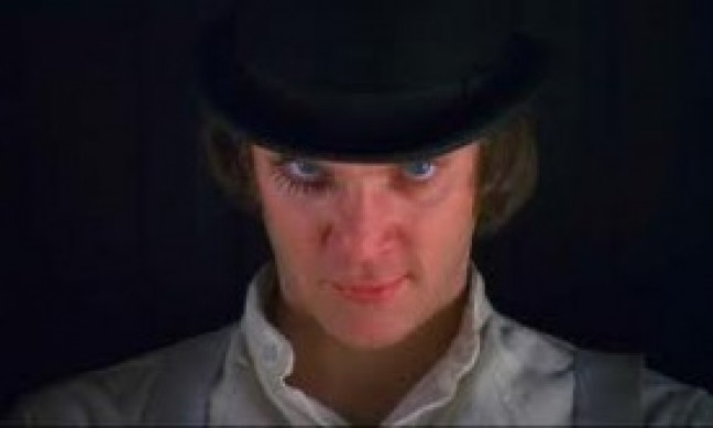 Clockwork Orange og kenningar Freuds