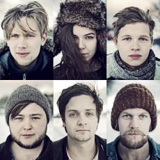 Vins�ldir Of Monsters and Men gr��arlegar